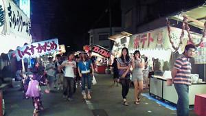 大正区の夏祭り2009