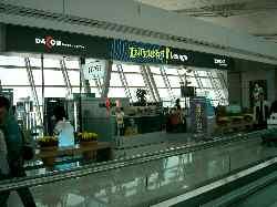 ソウルの空港