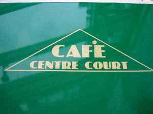 カフェ・センターコート