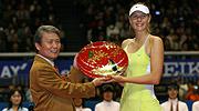 東レパンパシフィック テニス 2006